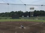 2018.7.16 高校野球観戦に行きました。